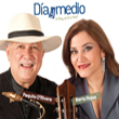 Paquito D'Rivera and Berta Rojas in Dia y Medio a Day and a half