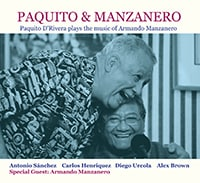 Paquito and Manzanaro Album Cover