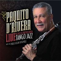 "Tango Jazz: Live at Jazz at Lincoln Center"" – Full Release September 28"