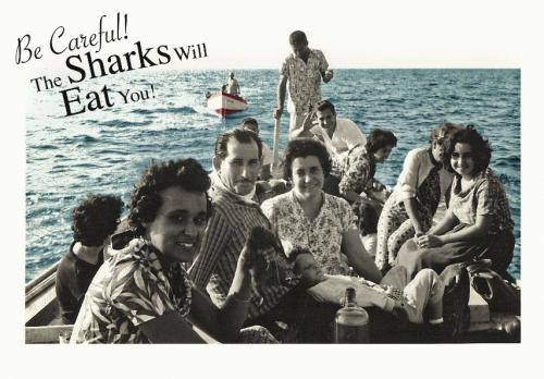 """New Compositions for the Play """"Be Careful! The Sharks Will Eat You!"""""""