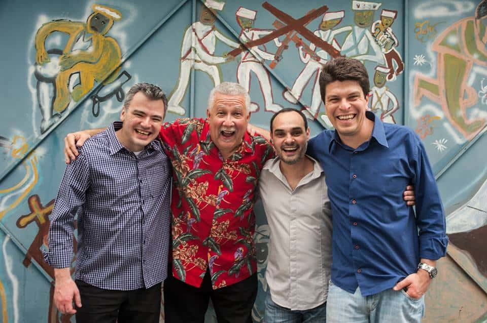 New Release – Song for Maura with Paquito D'Rivera and Trio Corrente