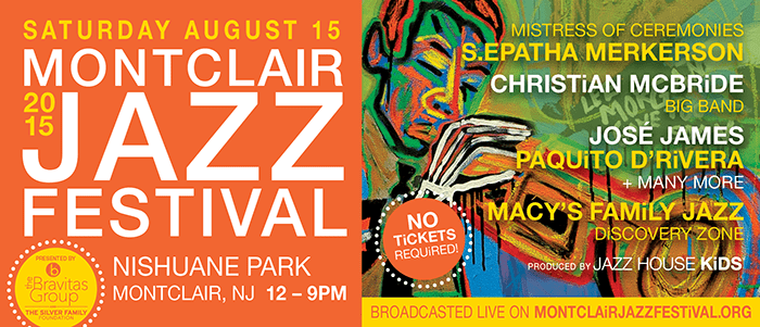 Montclair Jazz Festival 2015