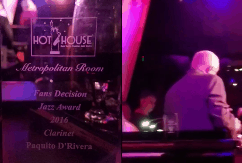 Hot House Awards at the Metropolitan 2016 live performance picture