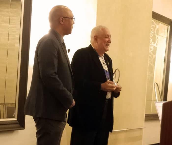 CMA 2017 Award Presentation at Conference 2