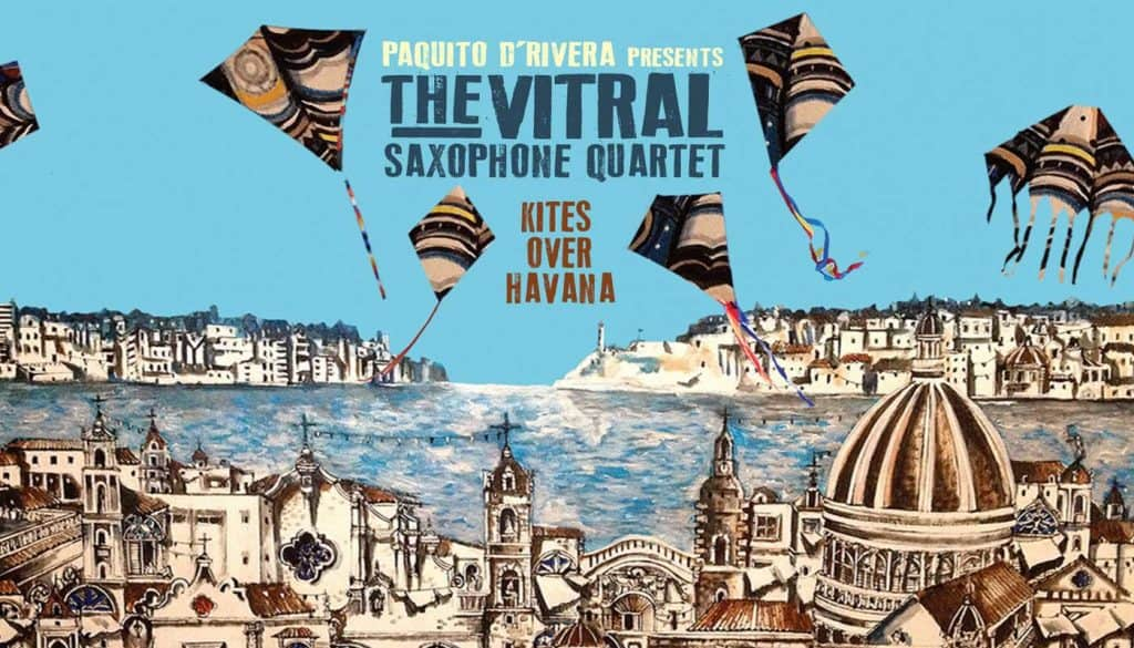Kites Over Havana Album Cover