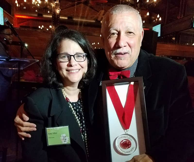 Newark Arts Honors Paquito D'Rivera