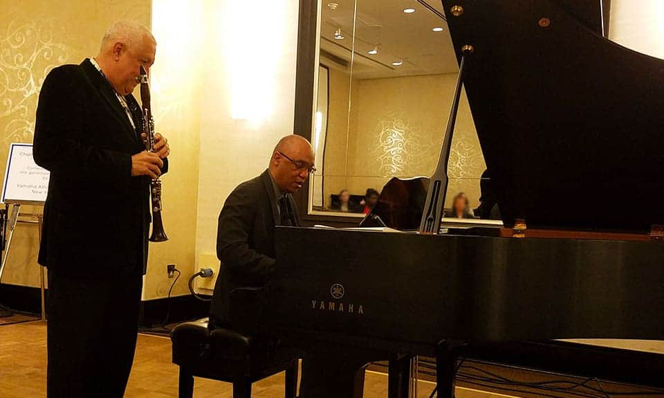 Paquito D'Rivera and Billy Childs