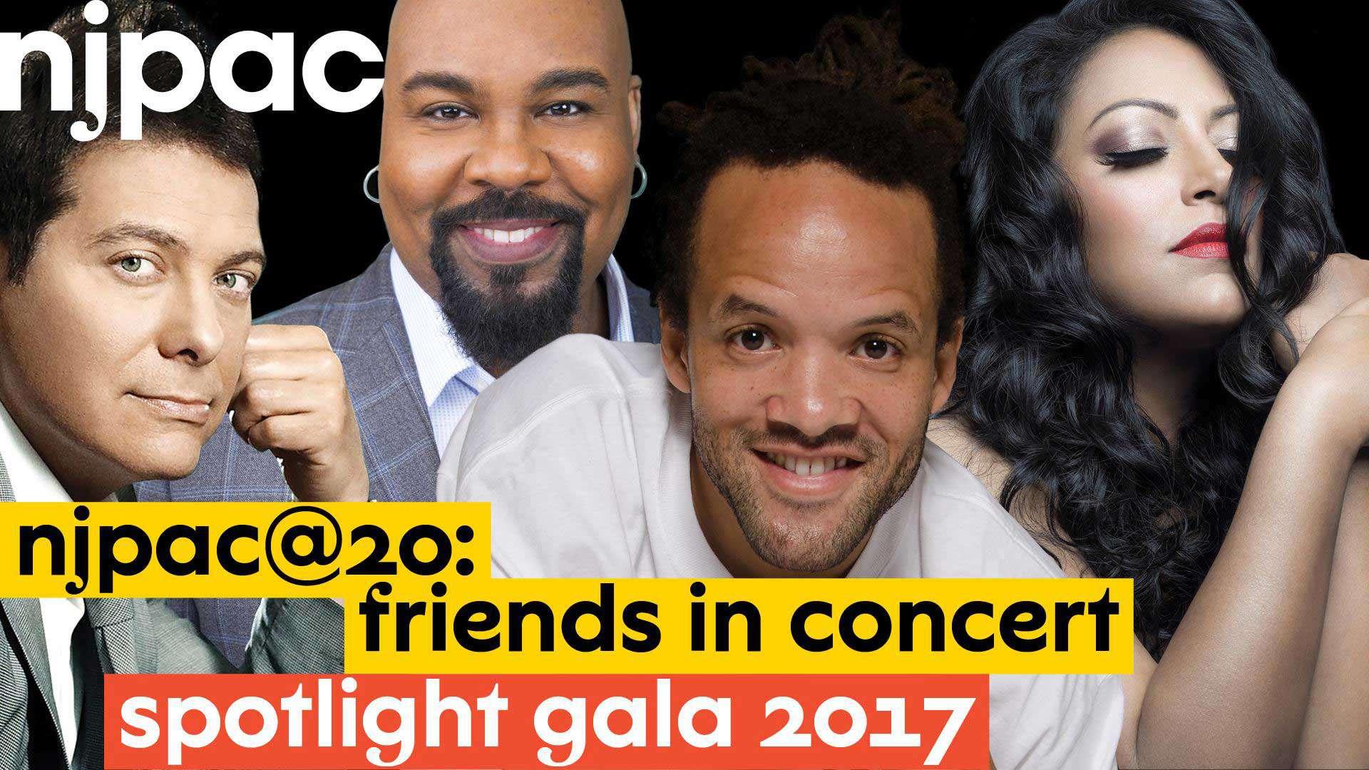 NJPAC September 23 Gala