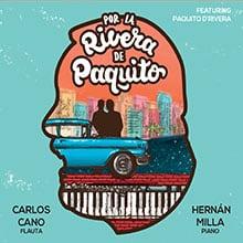 Por La Rivera de Paquito Album Cover
