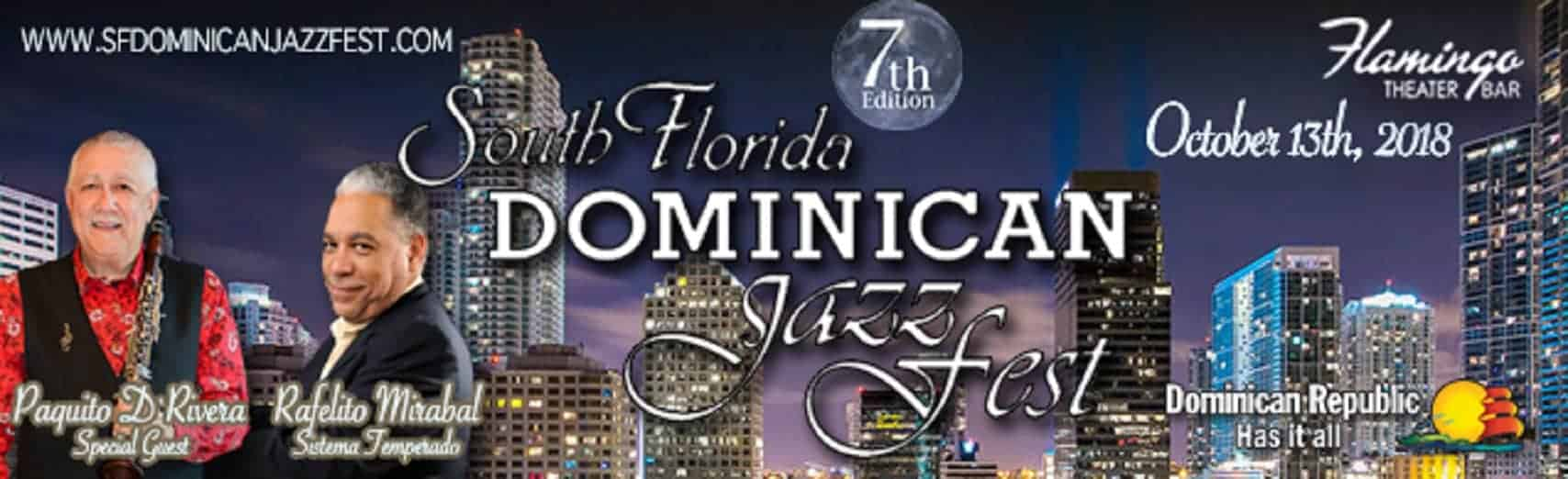 South Florida Dominican Jazz Festival 2018