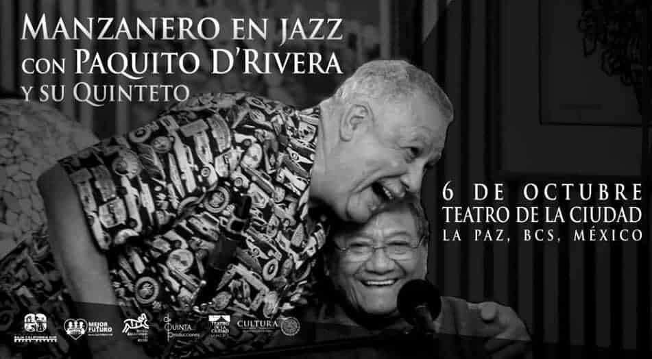 Paquito D'Rivera Quintet and Music of Manzanero
