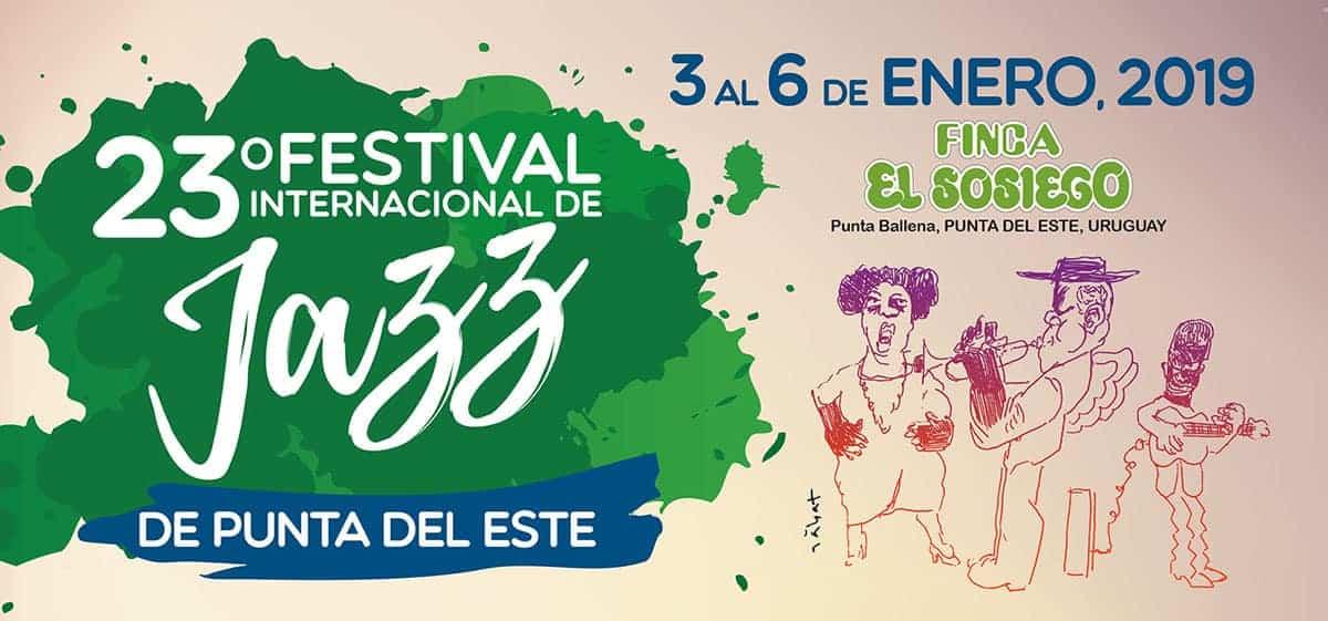 23 Festival Internacional de Punta de Jazz