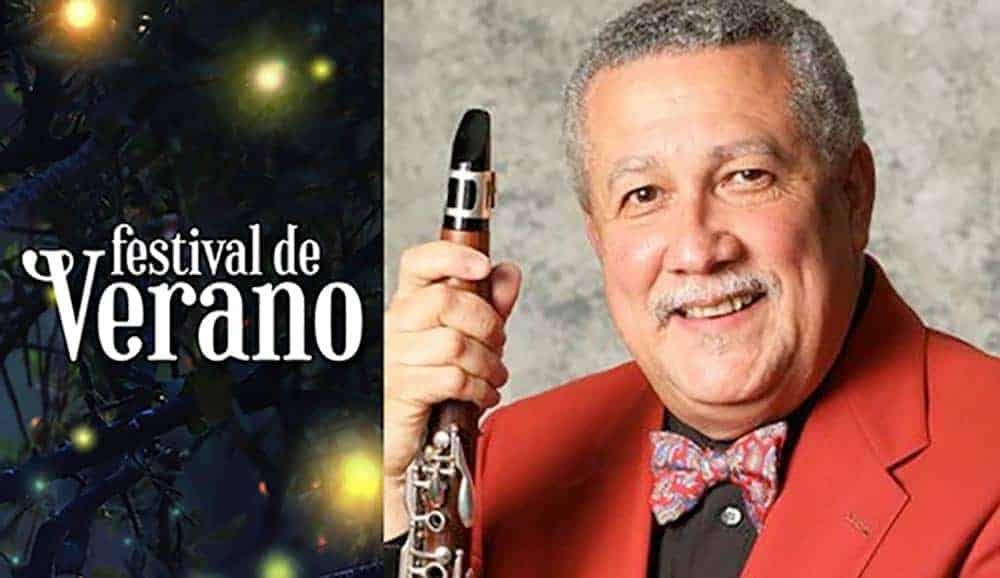 Festival de Verano Concierto con Paquito D'Rivera