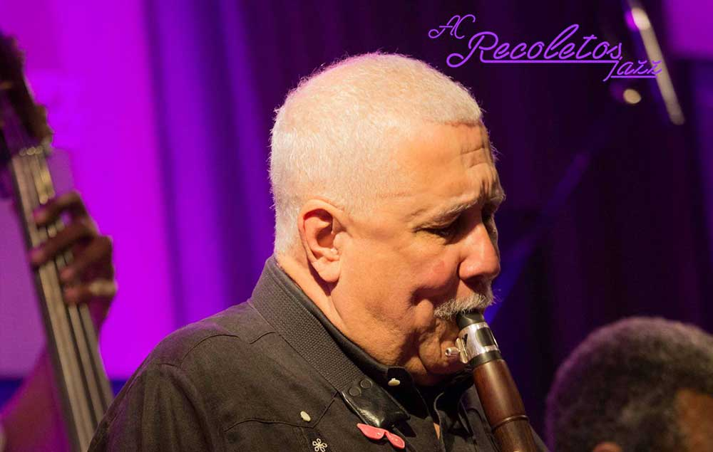 Recoletos Jazz with Paquito D'Rivera playing