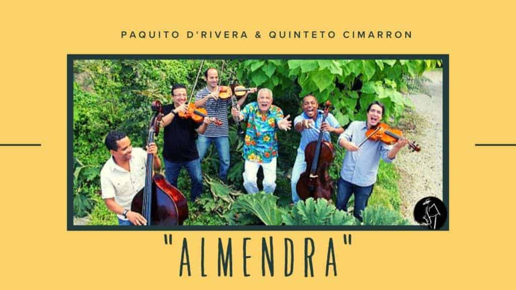 Almendra performed by Paquito D'Rivera and Quinteto Cimarron cover image