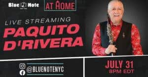 Blue Note at Home with Paquito D'Rivera