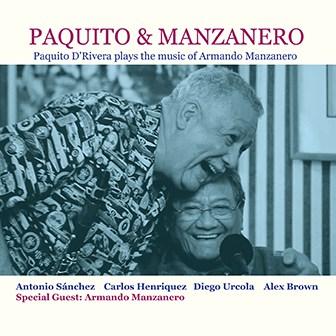 Paquito & Manzanero album cover