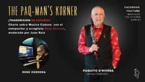 Paq-Mans Korner with Rene Herrera