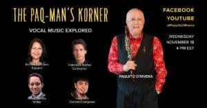 Paq-Man's Korner November 18