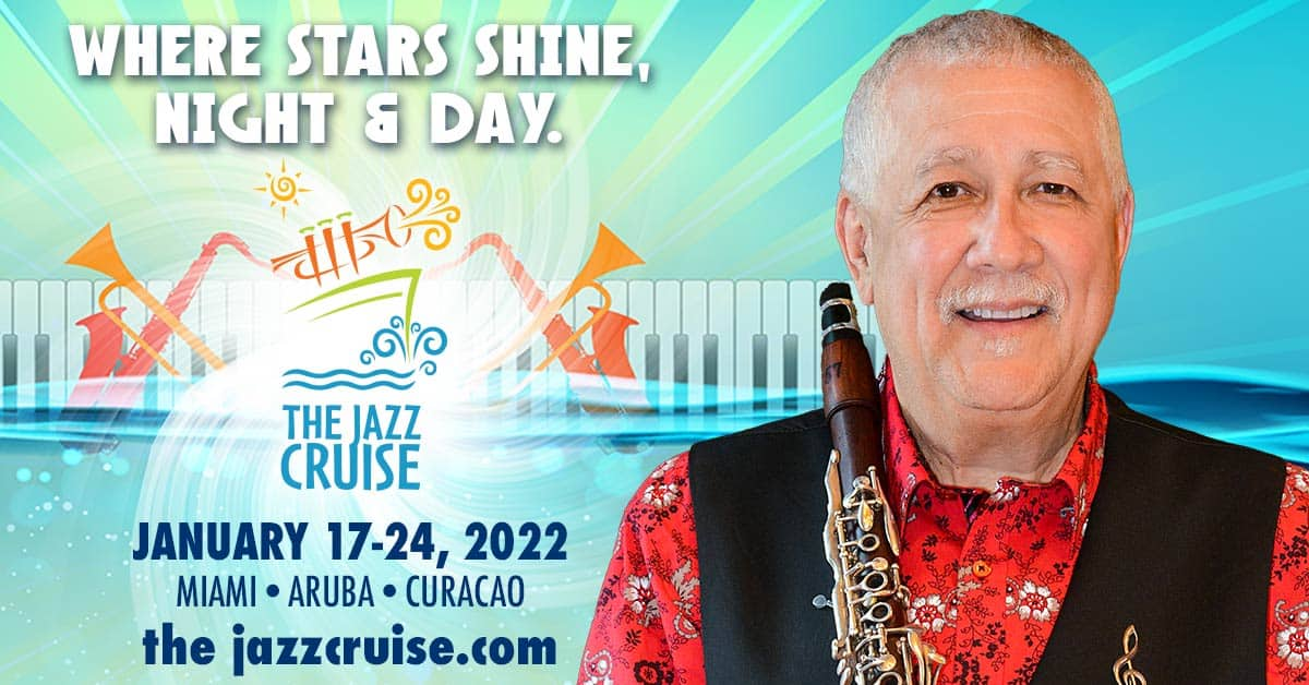 The Jazz Cruise 2022 - Where Stars Shine Night and Day