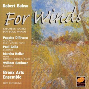 For Winds album cover