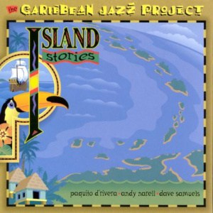 Island Stories album cover