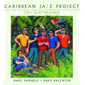 Caribbean Jazz Project album cover