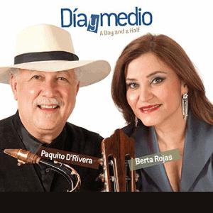 Dia y Medio album cover