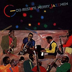 God Rest Ye Merry Jazzmen album cover