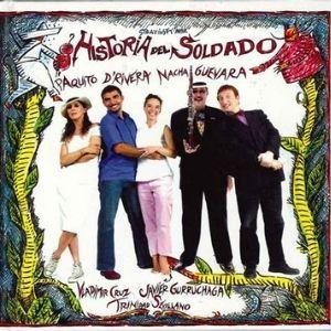 Historia Del Soldado album cover