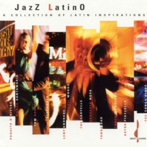 Jazz Latino album cover