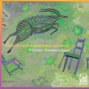 VISIONES PANAMERICANAS album cover