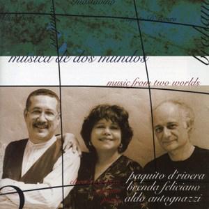 Musica De Dos Mundos album cover
