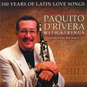 100 Years of Latin Love Songs album cover