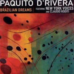 BRAZILIAN DREAMS album cover