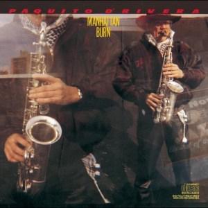 Manhattan Burn album cover