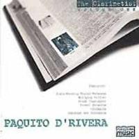The Clarinetist album cover