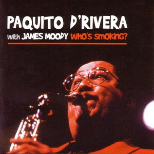 WHO'S SMOKIN'?! with James Moody  album cover