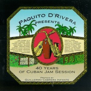40 Years of Cuban Jam Session album cover