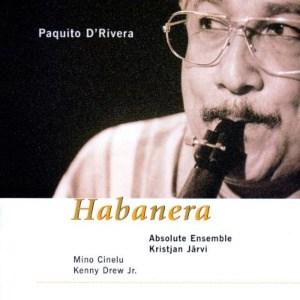 Habanera album cover