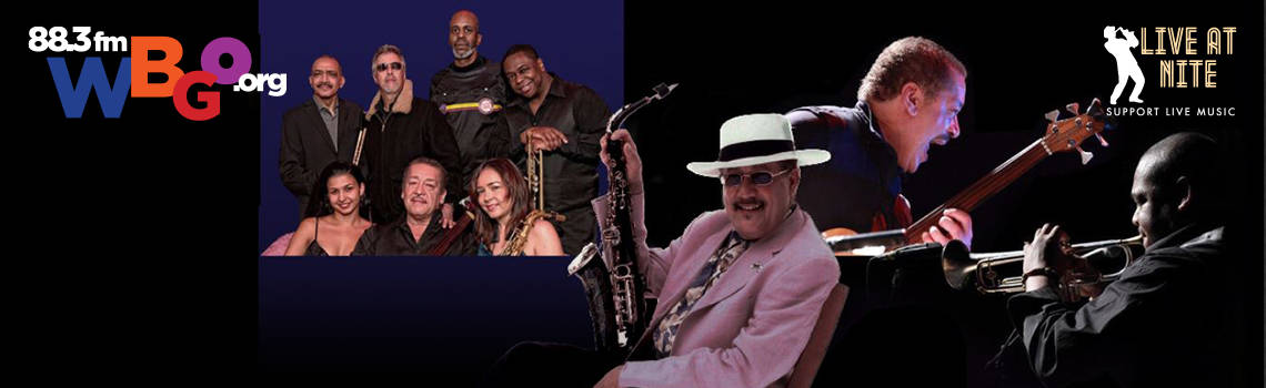 The Dizzy Gillespie Afro-Latin Experience Concert June 19