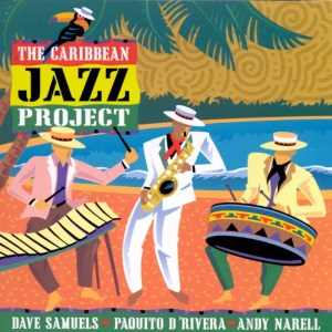 The Caribbean Jazz Project album cover