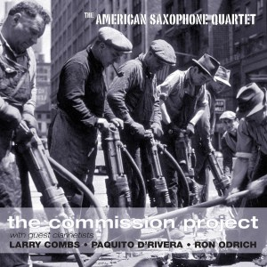 The Commission Project album cover