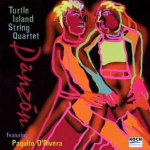 Danzon album cover