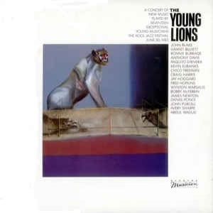 The Young Lions album cover