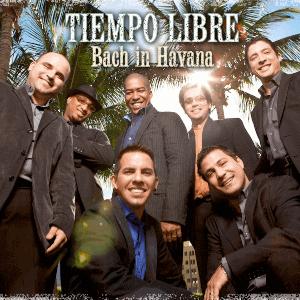 Bach in Havana Album Cover